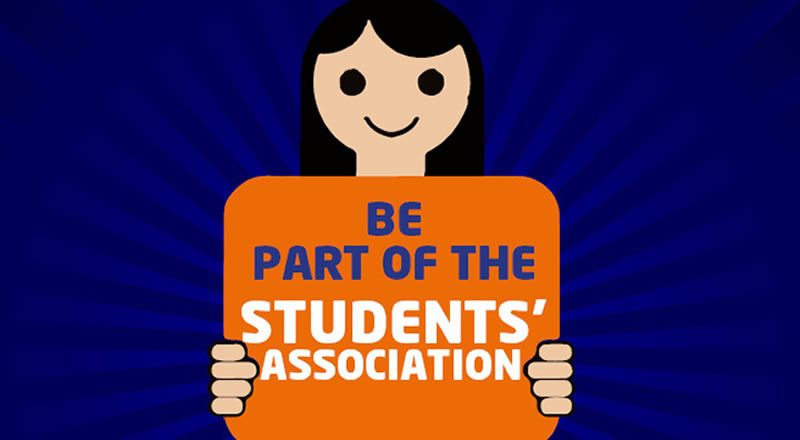 Be Part of The Student Association