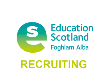Education Scotland Recruiting - Student Intranet Banner
