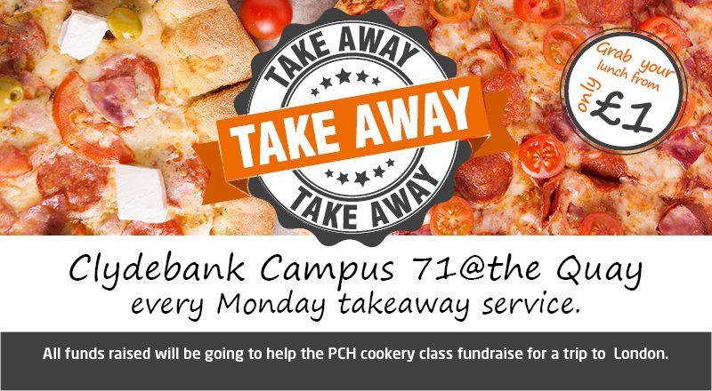 TakeAway Service Student-Intranet-Banner