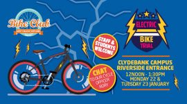 Electric Bike Trial - Student Intranet