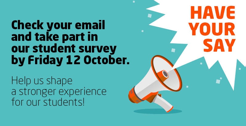 Student Experience Survey - Banner