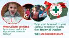 Blythswood Shoebox Appeal - Student Intranet