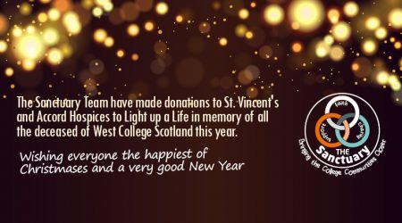 The Sanctuary - Student Intranet Banner