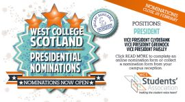 Carousel Web Banner - Nominations Open