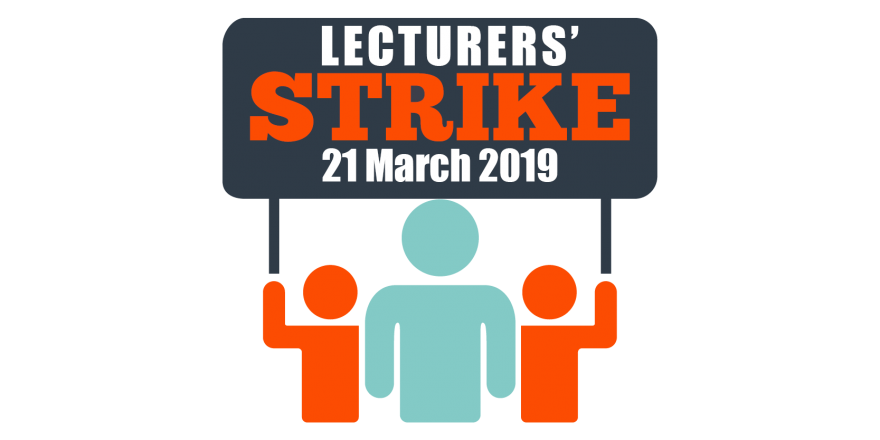 Carousel Web Banner - Strike Action 21 March 2019