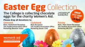 Student Intranet - Easter Egg Collection