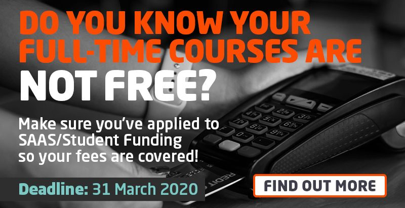 Your Course is NOT FREE - Student Intranet