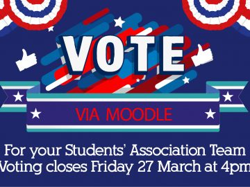 Student Elections - Student Intranet - Banner