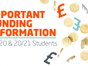 Student Funding - Student Intranet - Banner