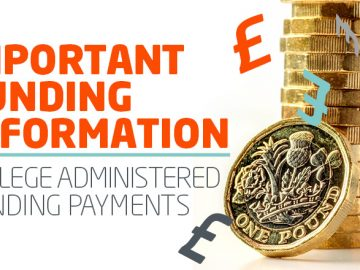 Student Intranet - College Administered Funding Payments