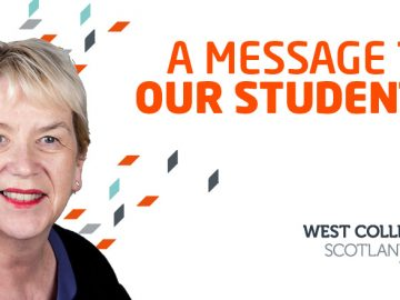 Student Intranet - Feature Image - Message from Liz